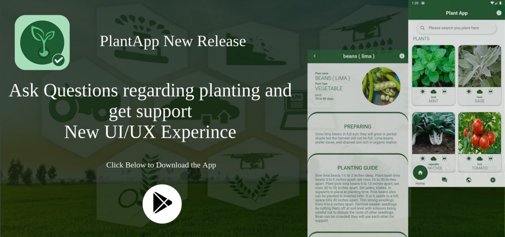 PlantApp – Your Planting Guide